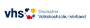 Das Bild zeigt das Logo des Deutschen Volkshochschulverbandes.