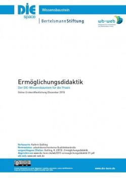 Cover Wissensbaustein