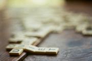 Scrabble-Buchstaben