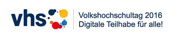 Logo Volkshochschultag