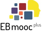 Das Bild zeigt das Projektlogo des EBmooc plus.