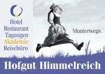 Das Bild zeigt das Logo des Hofgut Himmelreich.