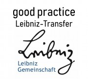 Logo good practice Leibniz-Transfer