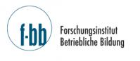 Logo des Forschungsinstituts Betriebliche Bildung f-bb