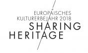 Das Logo zum Kulturerbejahr 2018