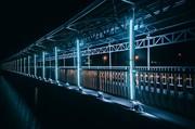 Brücke in Harbour