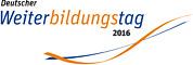 Logo Weiterbildungstag 2016