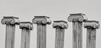 fünf Säulen