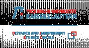 Logo des Distance and Independent Studies Center
