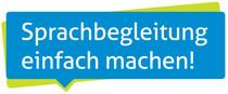 Logo Sprachbegleitung einfach machen