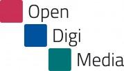 Das Bild zeigt das Logo OpenDigiMedia.