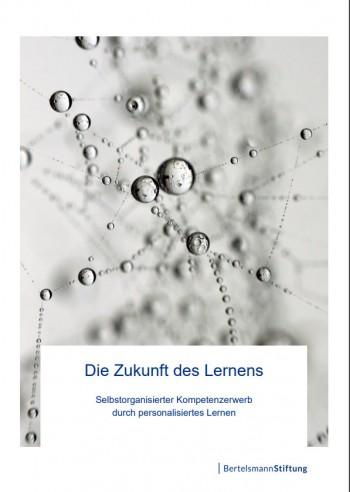 """Titelbild der Broschüre """"Die Zukunft des Lernens"""""""