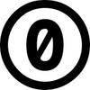 Das Bild zeigt das Symbol für eine CC 0 Lizenz