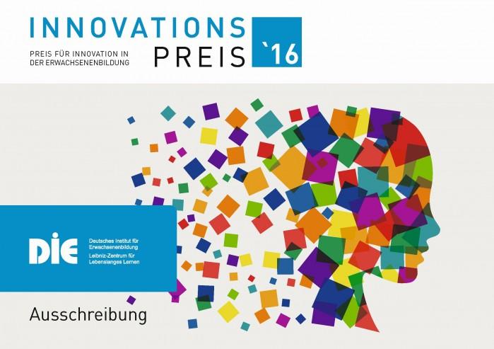 Bild zur Ausschreibung des DIE Innovationspreises