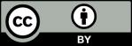 Symbol CC BY Lizenz