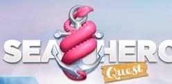Das Logo des digitalen Spiels Sea Hero Quest