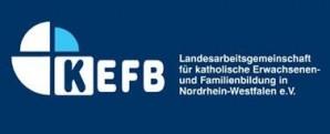 Logo der Landesarbeitsgemeinschaft für katholische Erwachsenen- und Familienbildung in Nordrhein-Westfalen e.V.