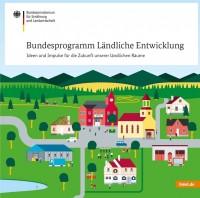 Cover des Bundesprogramms Ländliche Entwicklung