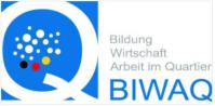 Logo des Projekts BIWAQ: Bildung, Wirtschaft, Arbeit im Quartier