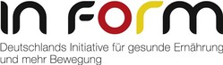 Logo IN FORM-Projekt