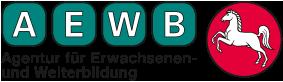 Das Bild zeigt das Logo der Agentur für Erwachsenen- und Weiterbildung