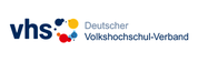 Das Bild zeigt das Logo des Deutschen Volkshochschul-Verbandes.