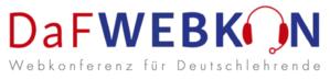 Das Bild zeigt das Logo der DafWEBKON