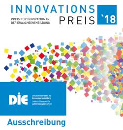 Cover Broschüre Innovationspreis