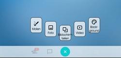 Das Bild zeigt die Videoscreeneinstellungen von trember.me.