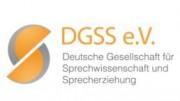 Logo der Deutschen Gesellschaft für Sprechwissenschaft und Sprecherziehung