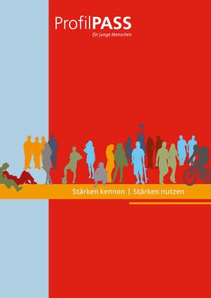Bild des ProfilPASS für junge Menschen