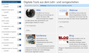 Tool-O-Search: digitale Tools für meine Veranstaltung