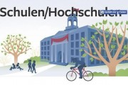 Startseite der Facebook-Gruppen für Schule und Hochschule