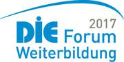 Das Logo des DIE Forums Weiterbildung 2017