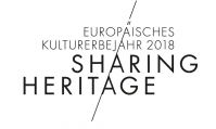 Logo des Europäischen Kulturerbejahres 2018
