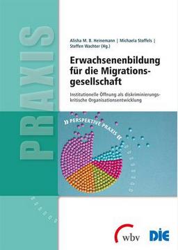 """Cover """"Erwachsenenbildung für die Migrationsgesellschaft"""""""