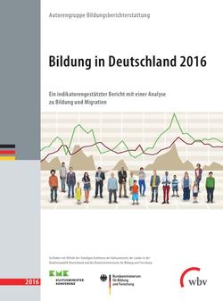 Cover des Buches Bildung in Deutschland 2016
