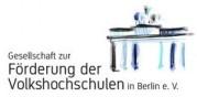 Logo der Gesellschaft zur Förderung der Volkshochschulen in Berlin e.V.