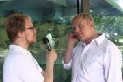 Jöran Muuß-Merholz und Martin Lindner im Interview