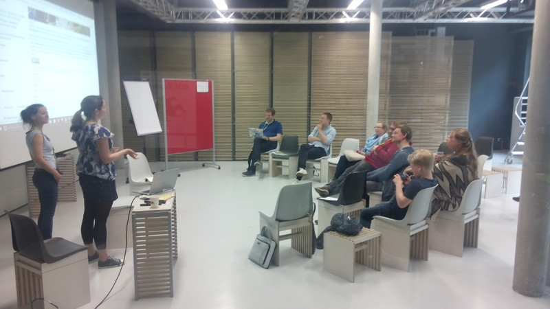 Zahlreiche Sessions und Workshops