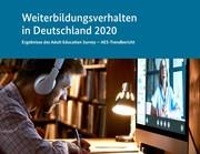 Weiterbildungsverhalten in Deutschland 2020