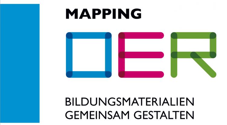Logo des Projektes Mapping OER