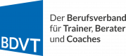 Logo des BDVT, Berufsverband für Trainer, Berater und Coaches