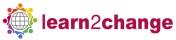 Das Bild zeigt das Logo von learn2change.