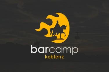 Logo des barcamp Koblenz