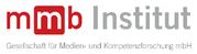 Das Bild zeigt das Logo des mmb Instituts.