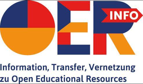 Das Logo der der OER-INFO Stelle