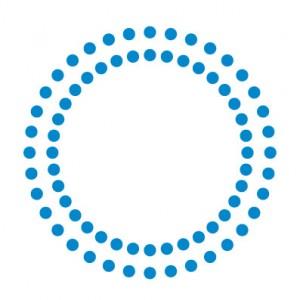 Teilnehmer sitzen ohne Tische in einem Doppelkreis.