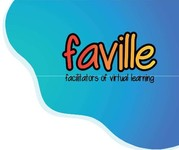 Das Logo des Projekts Facilitators of virtual learning (Faville)