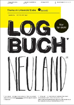Cover des Logbuch Neuland